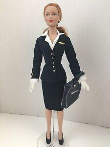 Airport-1944-Brenda-Starr-fully-dressed-stewardess-Sydney-Tonner