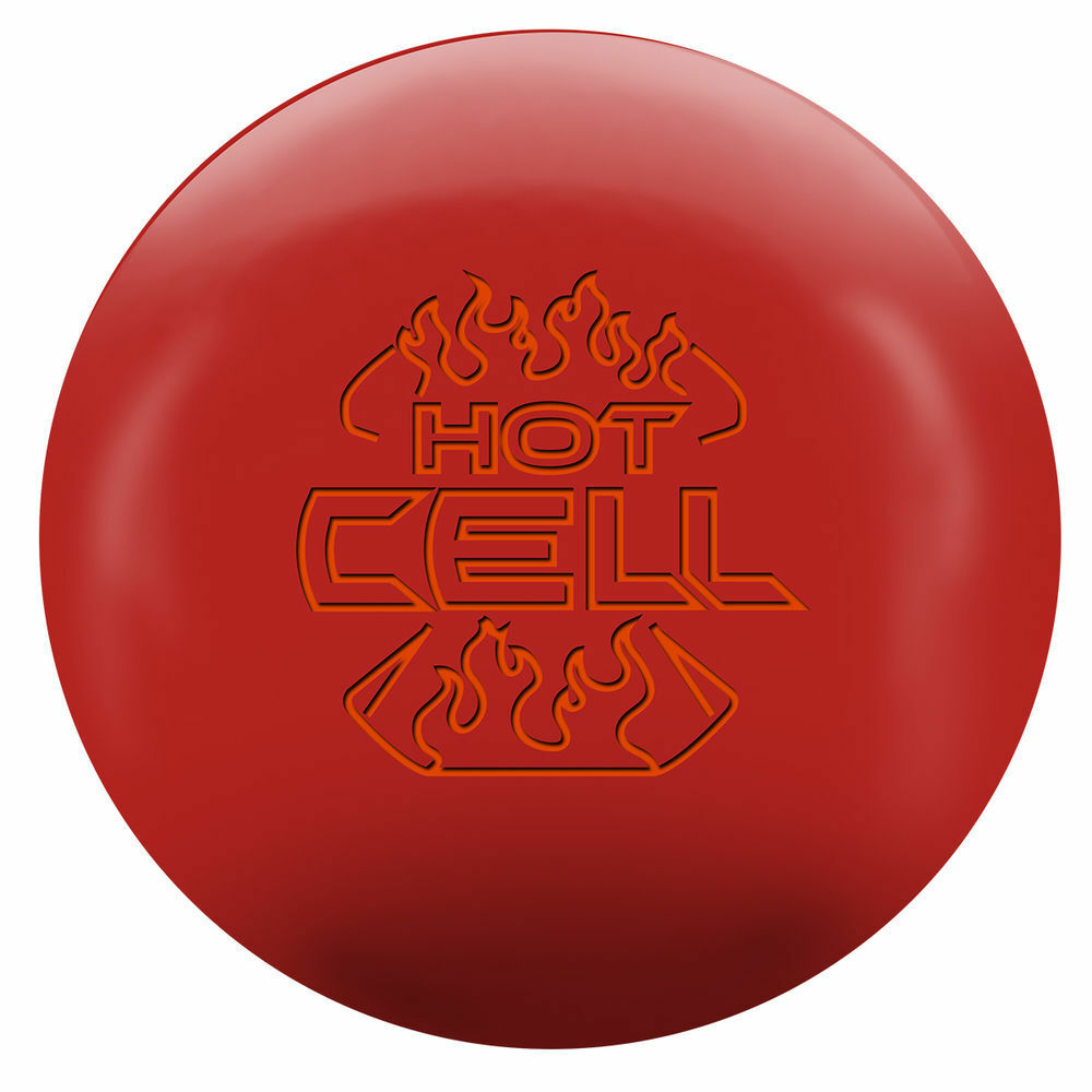redo Grip Hot Cell Bowling Ball 15LB Biggest Core In Urethane Ball