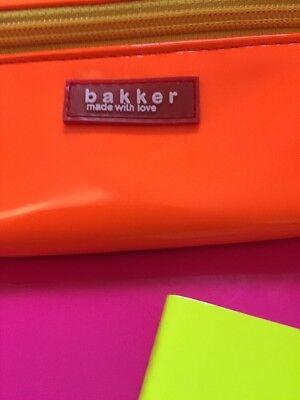 Bakker Made With Love-astuccio E Notebook Set-nuovo Di Zecca-