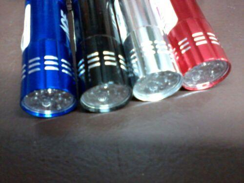 DEL 9 DEL de poche lampe de poche #3468535 nouveau
