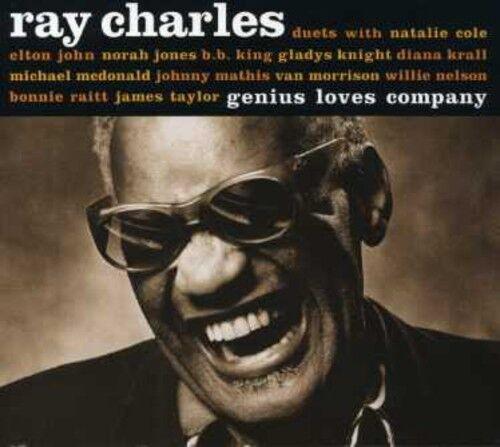 1 of 1 - Ray Charles - Genius Loves Company [New CD] Enhanced, Digipack Packaging