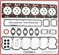 Cummins 5.9l 24v Full Gasket Set (top & Bottom) For Dodge Ram 98-02