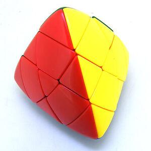 ShengShou-Mastermorphix-Forever-Color-3x3-Odd-Shape-Speed-Magic-Cube-Stickerless