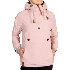 Details zu Naketano Penisbutter Jacket Dusty Pink Damen Jacke Übergangsjacke Rosa