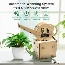 Automatic Watering Starter Kit Learning Arduino Stem Diy Projects Programming