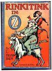 Rinkitink in Oz by L. Frank Baum, Fiction, Classics, Fantasy, Fairy Tales, Folk Tales, Legends & Mythology by L Frank Baum (Hardback, 2008)