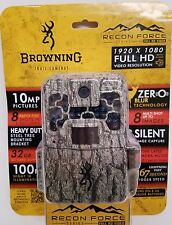 NIB! Browning Trail Camera RECON FORCE SERIES Full HD Video - #BTC-7FHD