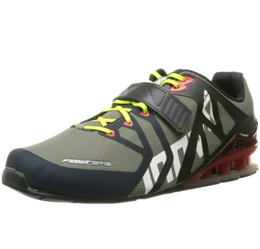 Inov-8 FastLift 335 Cross Training shoes Unisex US Women 13   Men 11.5