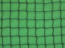 "5' x 3'  GOLF IMPACT NET GREEN SQUARE NYLON NETTING 1"" #18 BASEBALL SPORTS NETS"