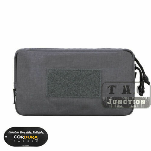 Emerson Tactical EDC Utility Combat Pouch MOLLE Gear Two Way Attach Hook/&Loop
