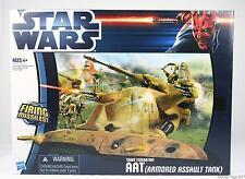 Star Wars Episodio 1 comercio Federation Aat Tanque Vehículo Juguete Nuevo!