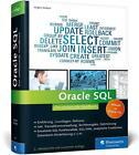 Oracle SQL von Jürgen Sieben (2015, Gebundene Ausgabe)