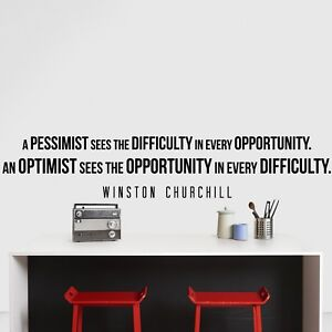 Image Is Loading Winston Churchill Inspirational Motivational Wall Decal  Quote Art