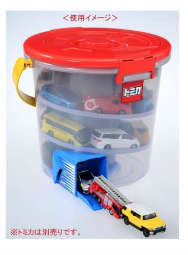 Tomica Bucket leaving leaving Cleared up bucket Gift for Boy