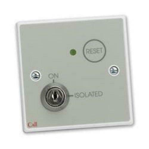 MK C-TEC NC894DKB Isolatable Door Monitoring Point Button Reset Keyswitch Nurse