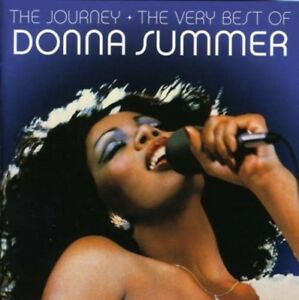 Donna-Summer-The-Journey-The-Very-Best-Of-Donna-Summer-NEW-CD