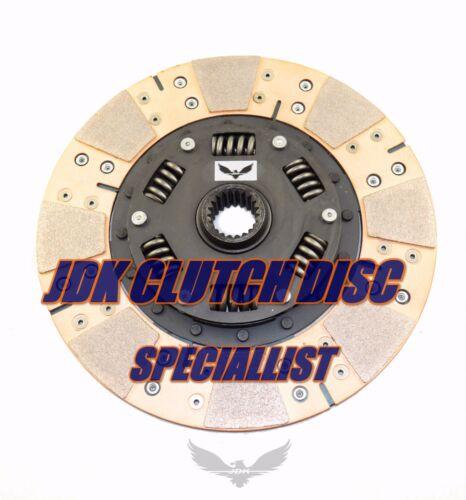 JDK 1992-1998 LEXUS SC300 3.0L Non-Turbo  DUAL FRICTION CLUTCH DISC 2JZGE SP21