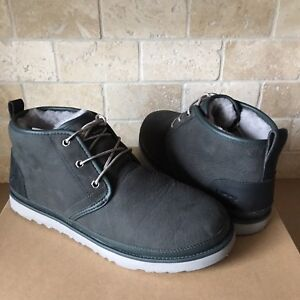 177419ca30d Details about UGG Neumel True Navy TNVY Waterproof Leather Chukka Ankle  Boots Size US 12 Mens