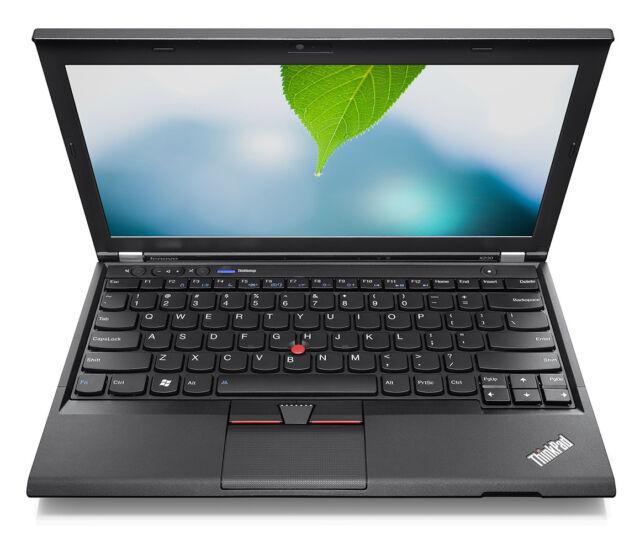 "Fast Lenovo X230 12.5"" Laptop 3rd Gen Core i5 2.5Ghz 4GB  Webcam Windows 10"