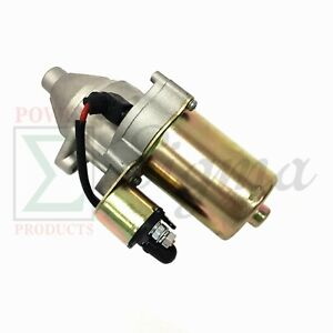Details about Starter Motor For Harbor Freight Predator 13HP 420cc 60340  60349 69736 Engine