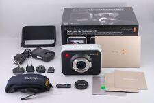 【A- Mint】 Blackmagic Design Cinema Camera MFT 2.5k Video Camera w/Box JAPAN#2315