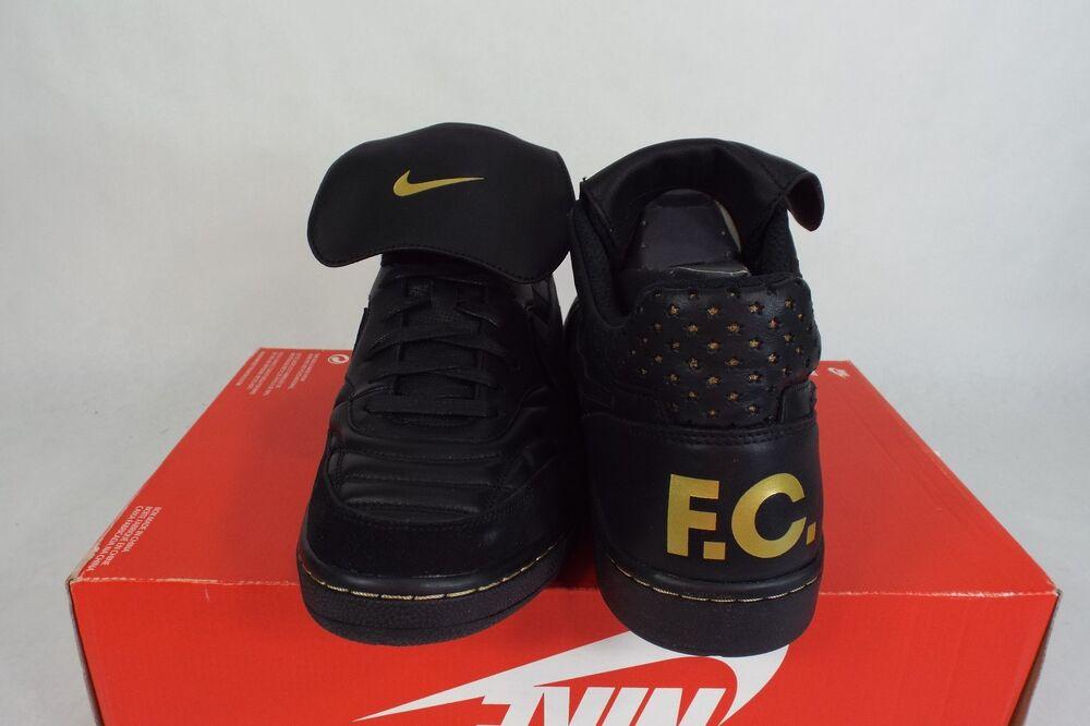 new arrival dd412 05ce6 ... NOUVEAU Homme 14 NIKE Tiempo Premier 94 Mid Mid Mid FC Blk Gold Leather  Chaussures 125 ...