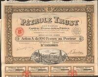Deco => Pétrole Trust (g)