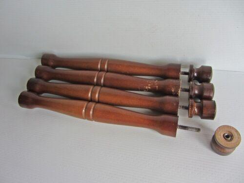 25 cm 4 von 8 Couchfüße Sofafüße Holzbeine Möbelfüße Tischbeine Füße Holzfüße H