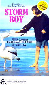 Storm-Boy-VHS-PAL-VIDEO-CASSETTE-TAPE-034-G-034-1976