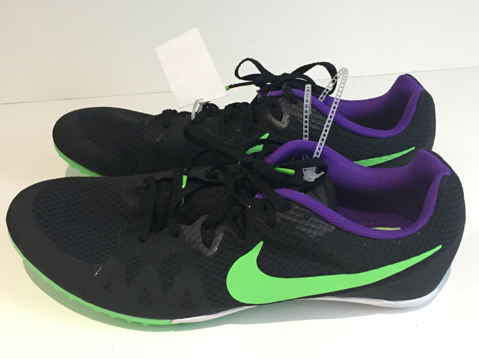 Nike Zoom Rival M Multi Use Track Field Running Racing Spikes 11.5  NWOB  806555