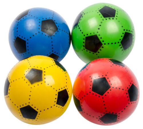 Spielball Spielbälle Fußball 4 Farben 23 cm Ball Wasserball Strandball