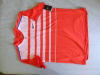 2016 Nike Rf Tennis Shirt Roger Federer Australian Open 2xl $100 Msrp