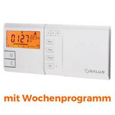 Salus 091FL Digitaler programmierbarer Thermostat Aufputz weiß 500910