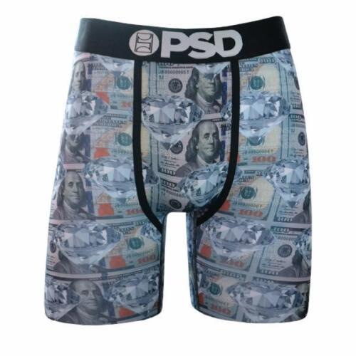 PSD Men/'s Brief Money Diamond Urban Boxers Briefs Underwear SIZE SMALL