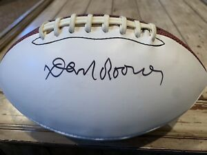 Dan-Rooney-Autographed-Signed-Football-JSA-Sticker-Pittsburgh-Steelers