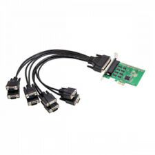SYBA 8-Port RS-232 Serial PCI-Express, Revision 2.0; w/Exar Chipset SI-PEX15041