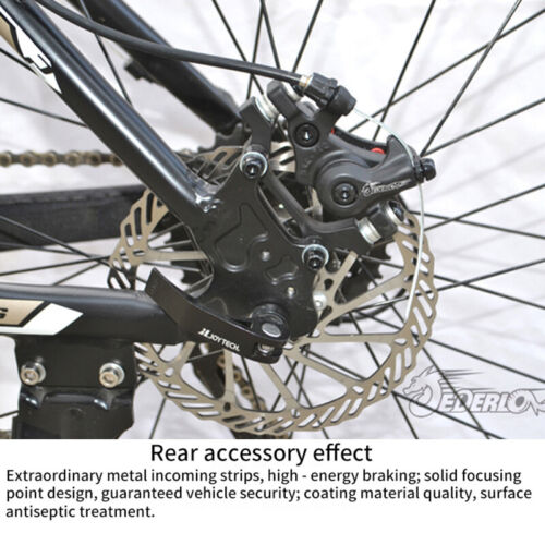 Bicycle Disc BrakeSet Mechanical Disc Front/&Rear MTB Brake Disc for Shimano SRAM