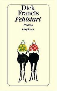 Fehlstart-von-Dick-Francis-Buch-Zustand-gut