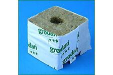 Grodan Tray 150st Medium Steinwolle Stecklinge Anzucht Grow Nährmedium Ungedüngt