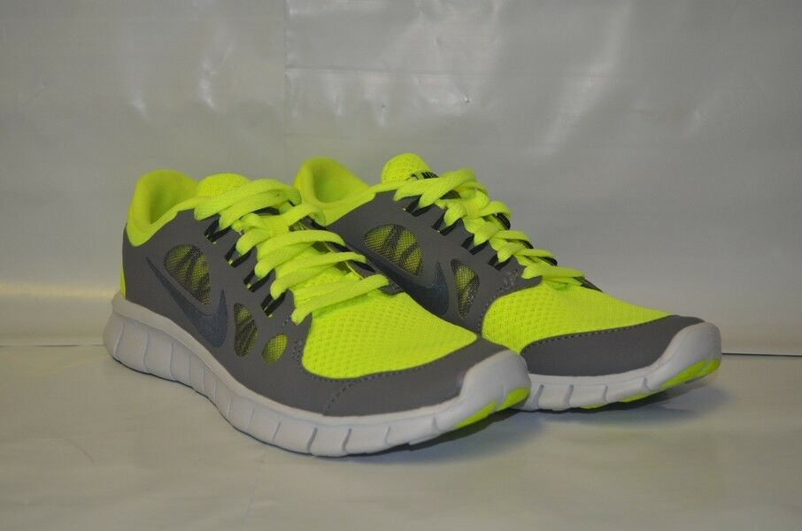 Nike Nike Nike Free 5.0 Volt Noir Cool Gris Platinum 978211
