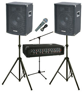 ASTOUNDED-POWERPACK-GIGSTER-200W-10-034-4-CHANNEL-PA-SYSTEM