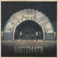 Armistice by MUTEMATH (CD, Aug-2009, Teleprompt/Warner Bros.)