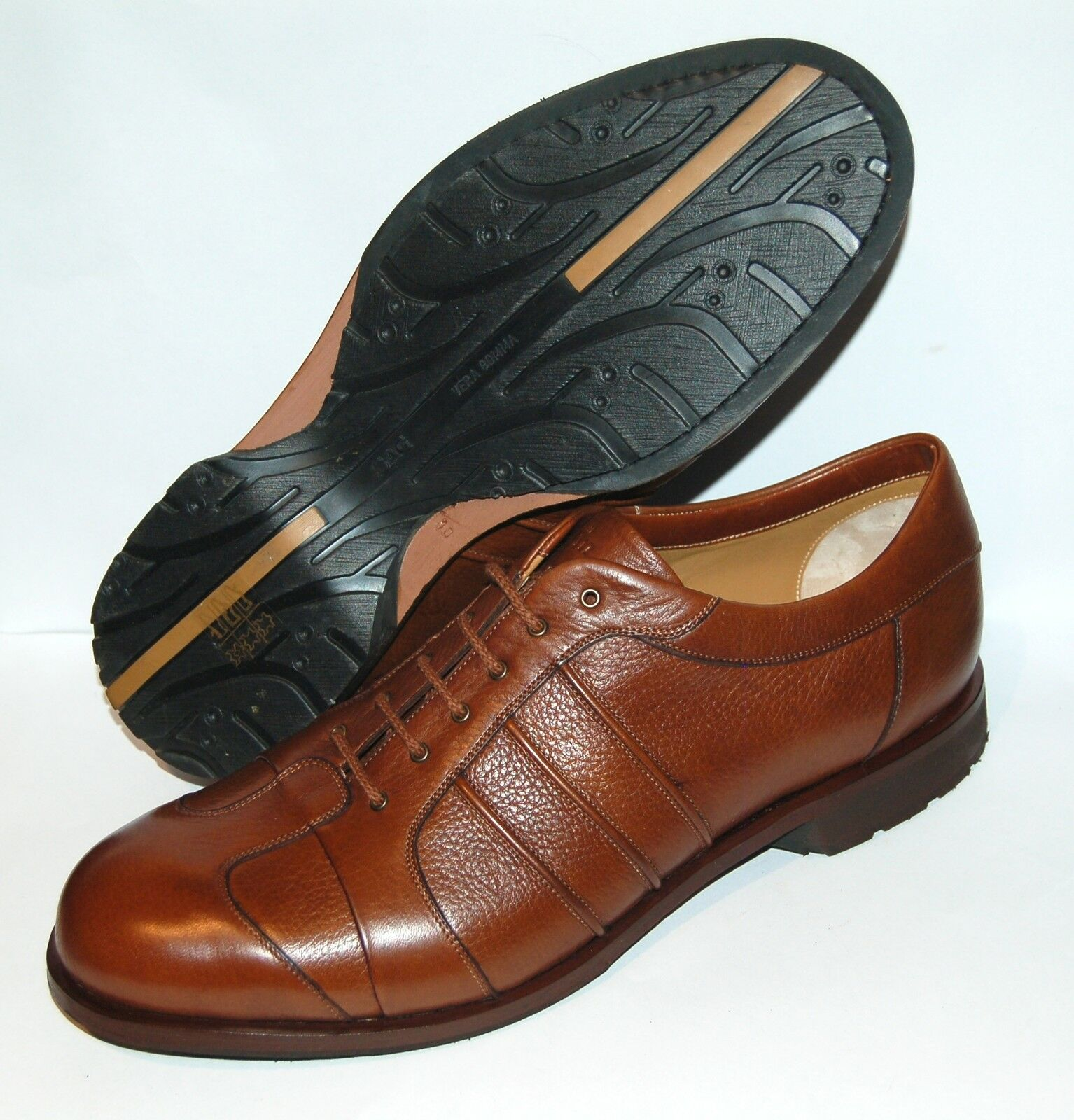 MAN - SNEACKER - DEER LEATHER/CERVO - INTERLAND RUBBER SOLE