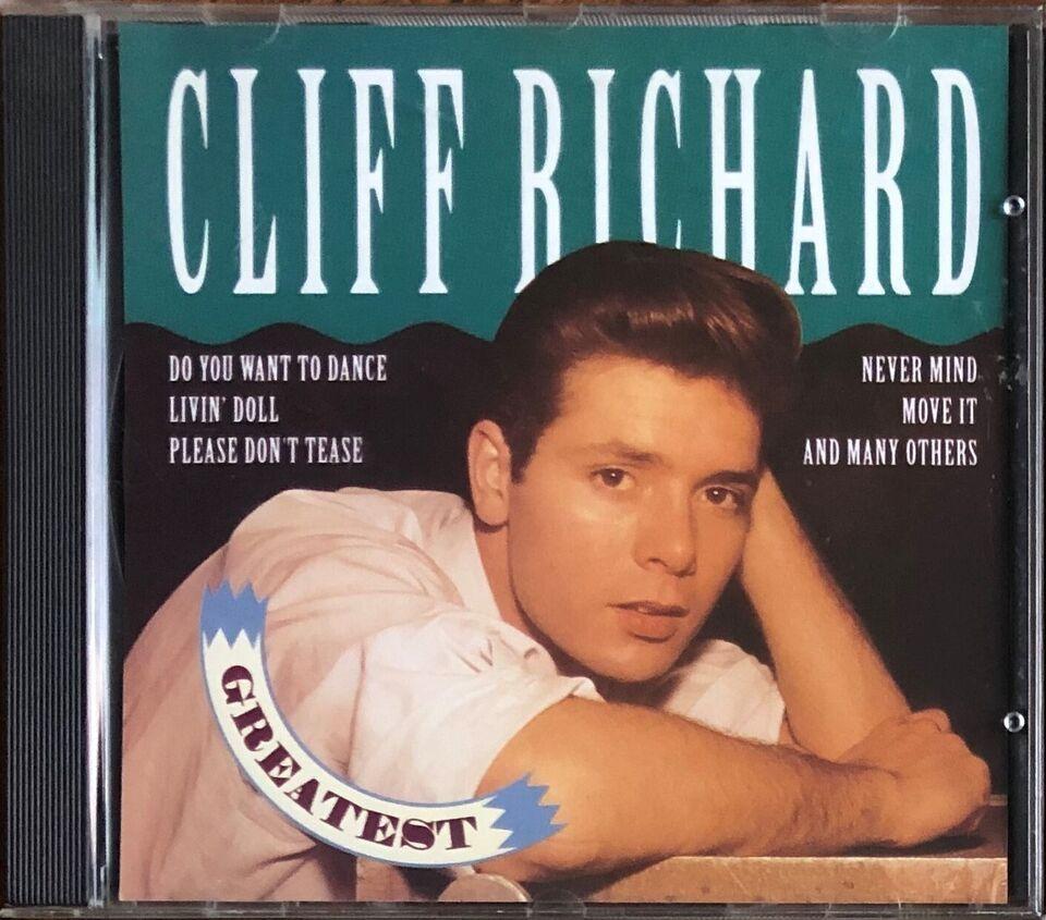 Cliff Richard: Greatest, pop