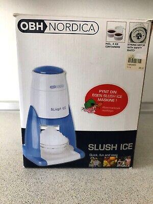 slush ice maskine horsens