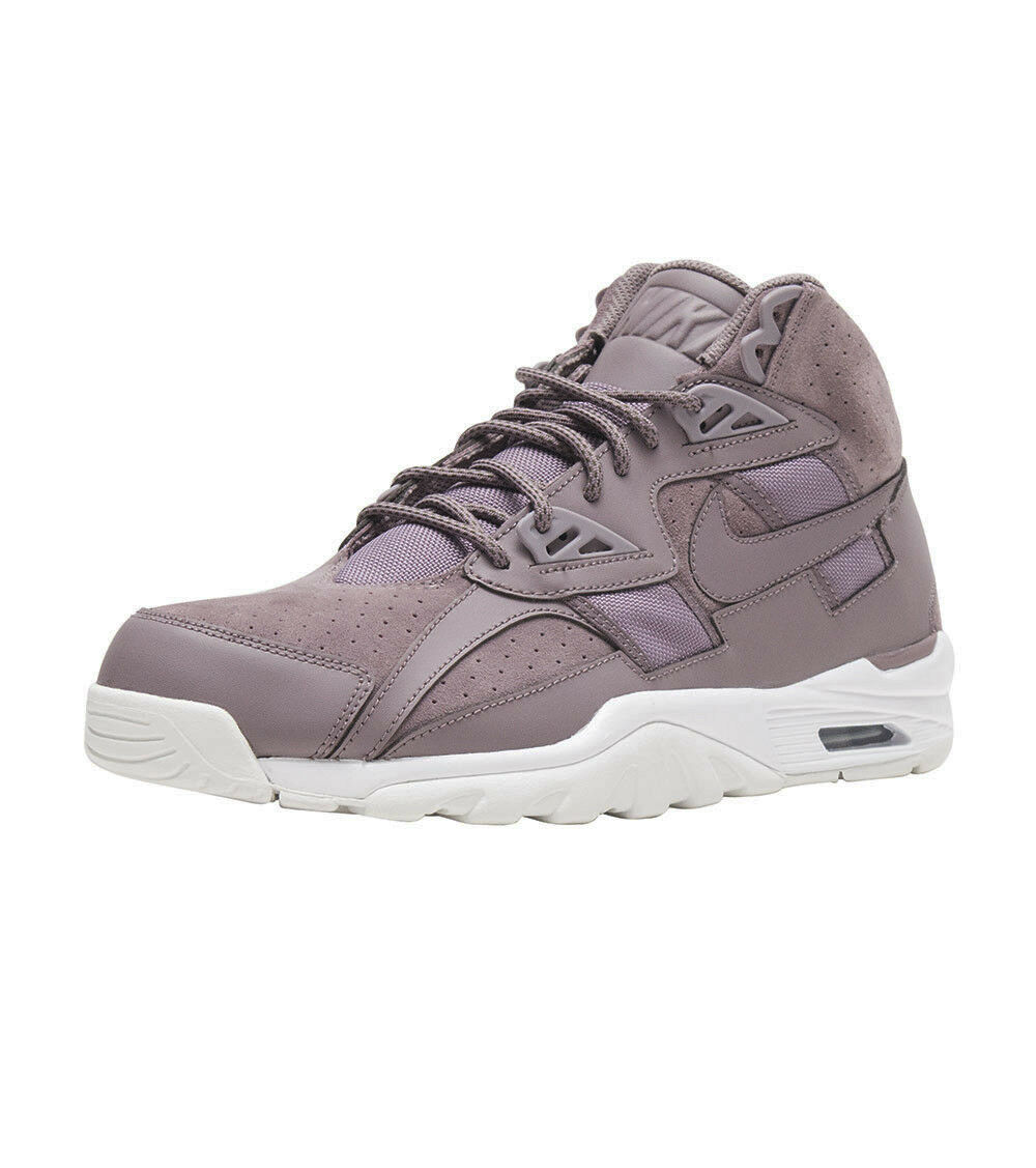 Nike Air Trainer SC High Taupe Grey Men SZ 7.5 - 13