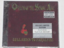 QUEENS OF THE STONE AGE -Lullabies To Paralyze- CD + DVD Limited Edition