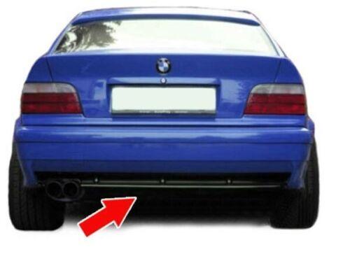 Sport Coda Diffusore Utilizzo per Serie Paraurti 3ER BMW E36