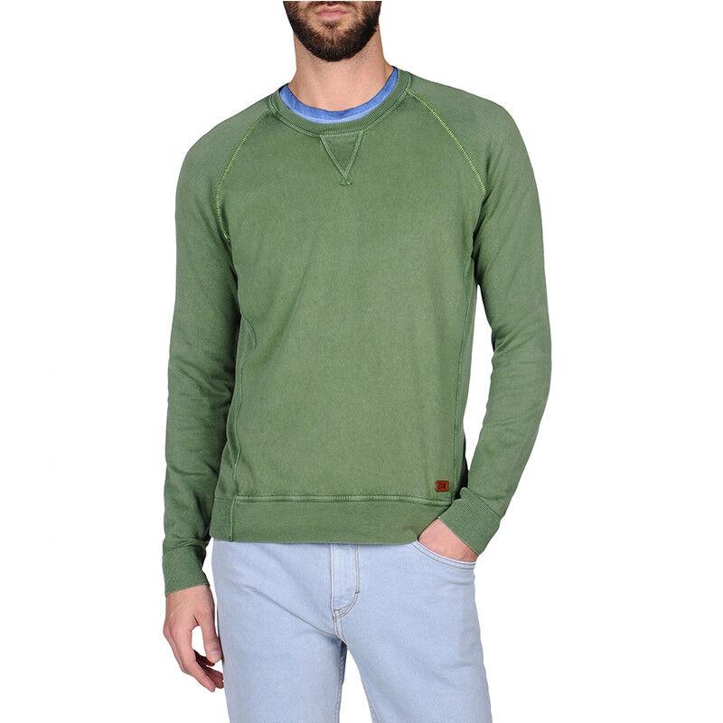 Männer Pullover DIEGO grün N0YG5MGB4 Napapijri lange Ärmel S L