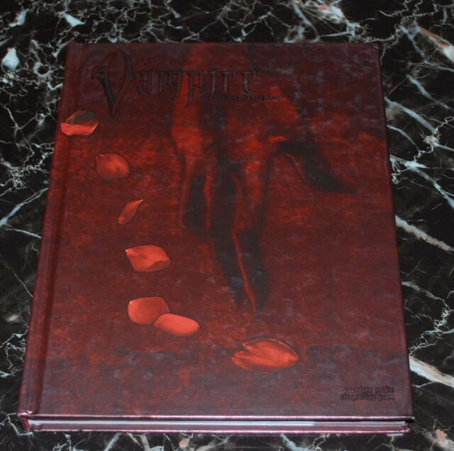 Vampire  The Requiem - Chronicles of Darkness   World of Darkness
